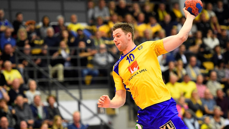 ARKIVBILD: Sverige slog Slovakien i EM-kvalet.
