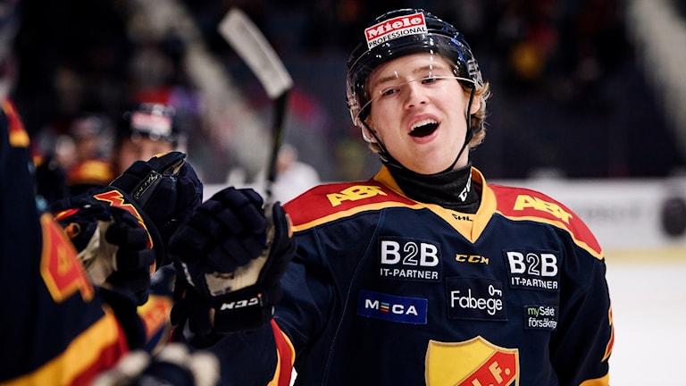 Djurgårdens Marcus Davidsson.
