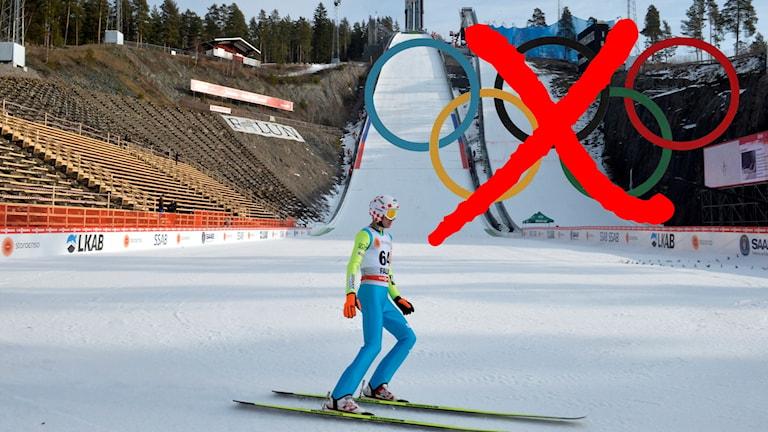 SOK ratar Falun i OS-planen