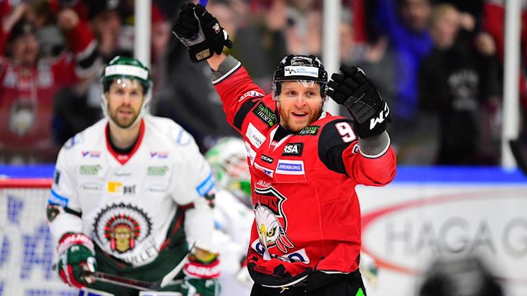 Frederik Storm och hans Malmö är vidare till semifinal.