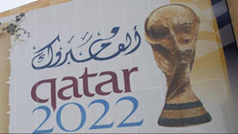 VM 2022 Qatar. Foto: TT