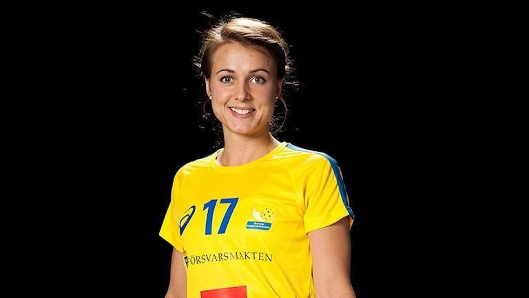 2013, Anna Jakobsson, Foto: Innebandyförbundet