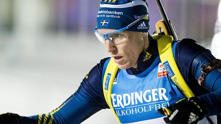 Björn Ferry. Foto: Pontus Lundahl / TT.