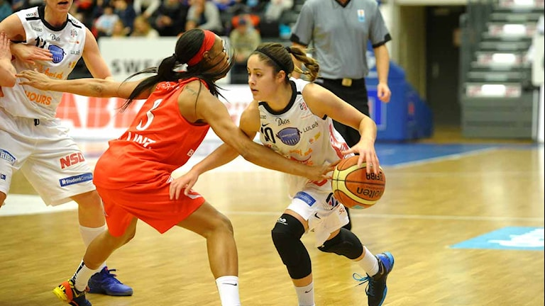 2014 Northland-Sallén basket. Foto: Alf Lindbergh/Pressbilder