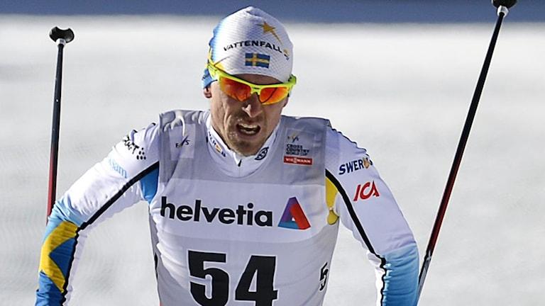 2013, Johan Olsson, Foto: TT