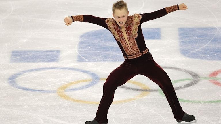 2014 Alexander Majorov, OS