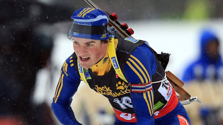 2014, Fredrik Lindström, Foto: TT