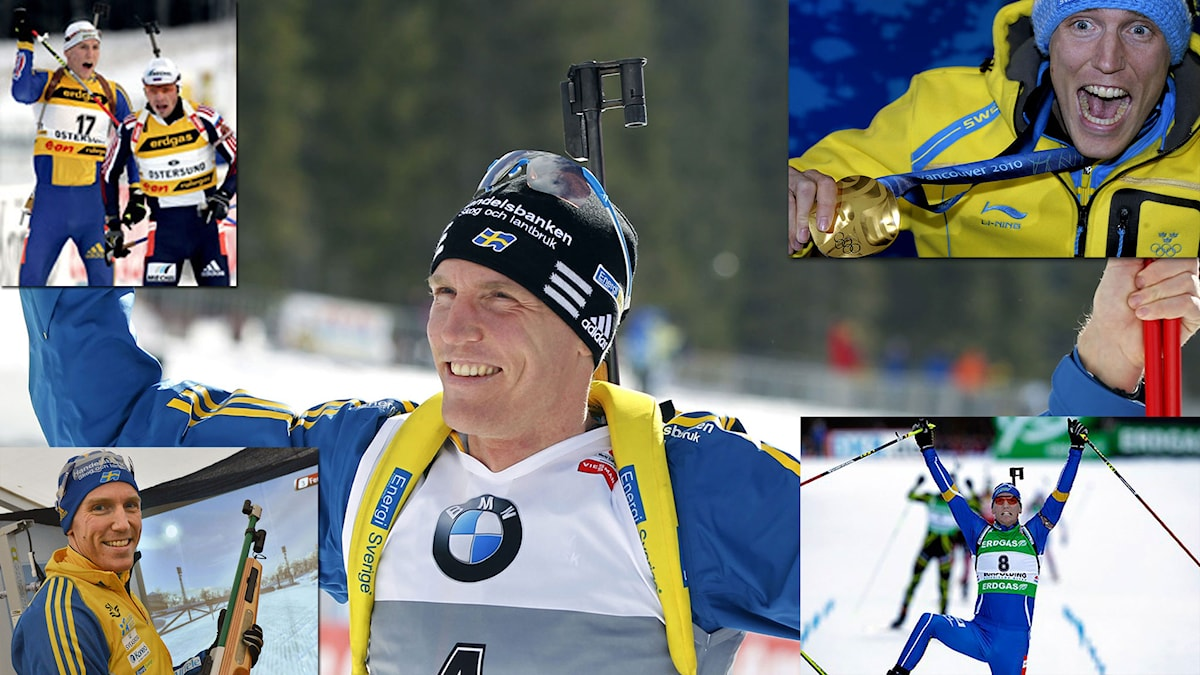 Björn Ferrys karriär Bild: TT Collage: SR