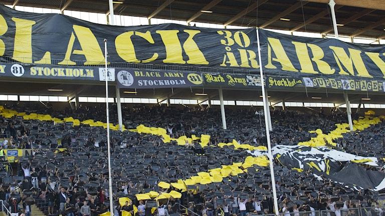 2012, Black Army, Foto: TT