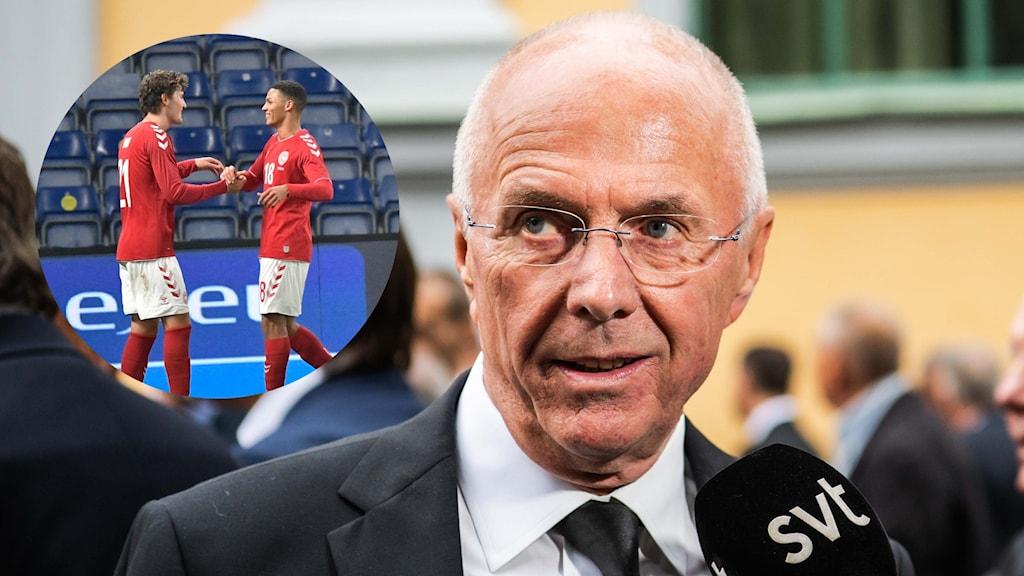 Svennis tror Danmark kan överraska i fotbolls-EM.