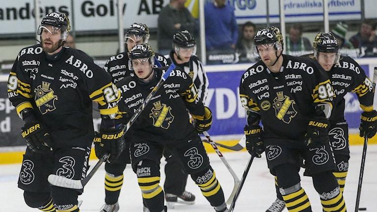 AIK hockey (Arkivbild) Foto: TT