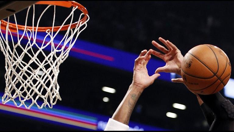 Basket (genrebild) Foto: TT