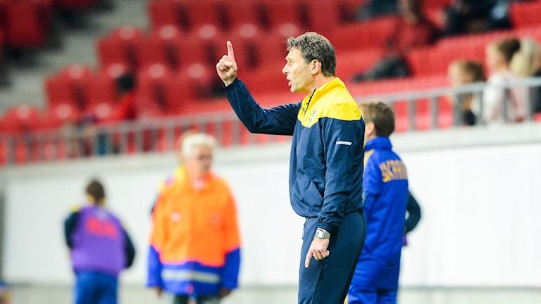 2012 Håkan Ericsson. Foto: Patric Söderström/TT.