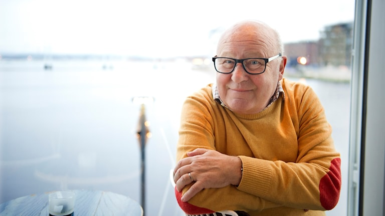 Lars-Åke Lagrell. Anna Hållams / TT
