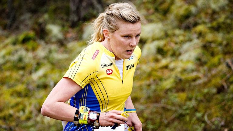 Helena Jansson, arkivbild. Foto: Jens L'Estrade/TT