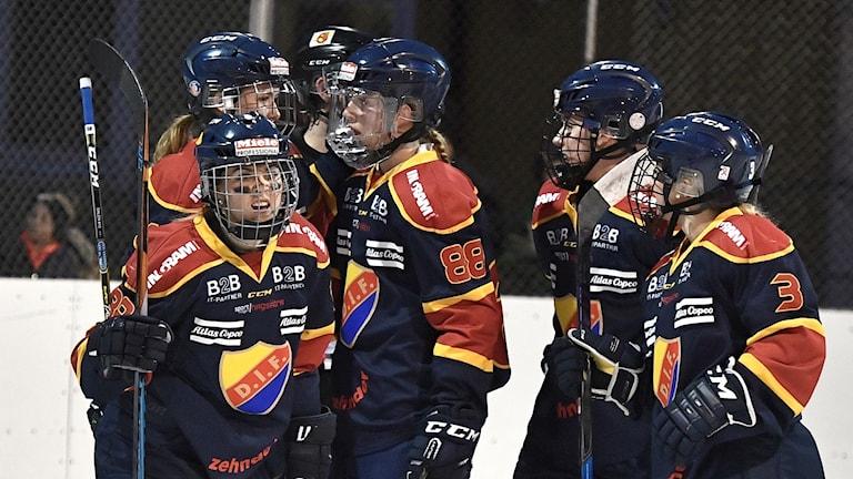 Djurgården leder SM-finalserien med 1-0 i matcher.
