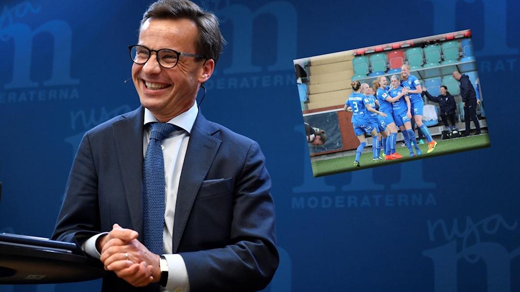 Ulf Kristersson blev i går vald till ny partiledare för Moderaterna.