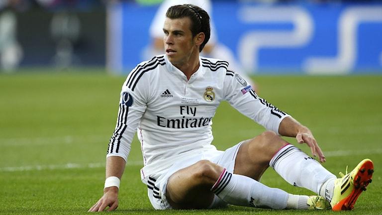 Gareth Bale. Foto: Alastair Grant/AP/TT