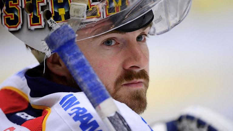 Mikael Tellqvist spelar nu i Djurgården. Foto: TT Nyhetsbyrån