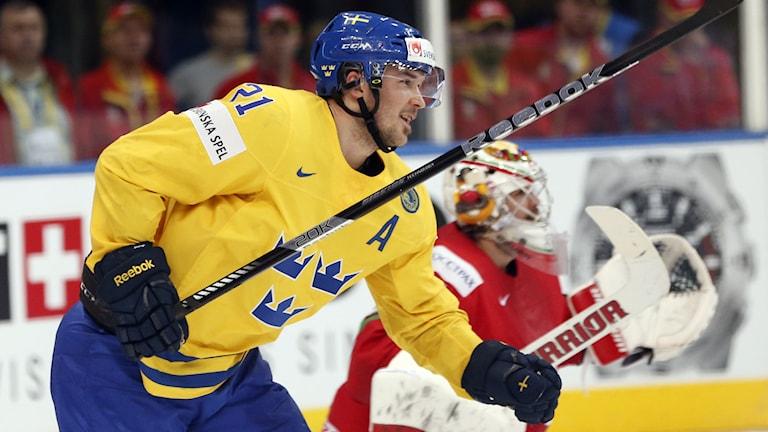 Jimmie Ericsson, arkivbild. Foto: Darko Bandic/AP/TT
