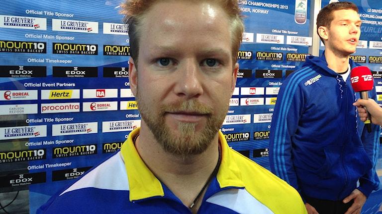 Arkivbild: Niklas Edin. Foto: Daniel Kihlström / TT.