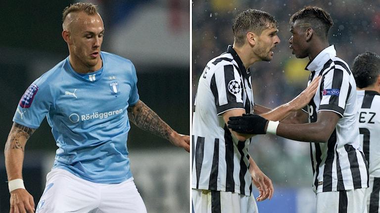 2014, Eriksson tror MFF kan rubba Juventus. Foto: TT Nyhetsbyrån