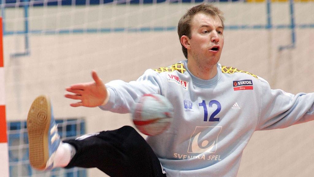Fredrik Ohlander. Foto:  Jonas Ekströmer/TT Nyhetsbyrån