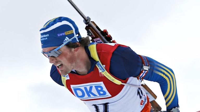 2014, Fredrik Lindström. Foto: TT Nyhetsbyrån