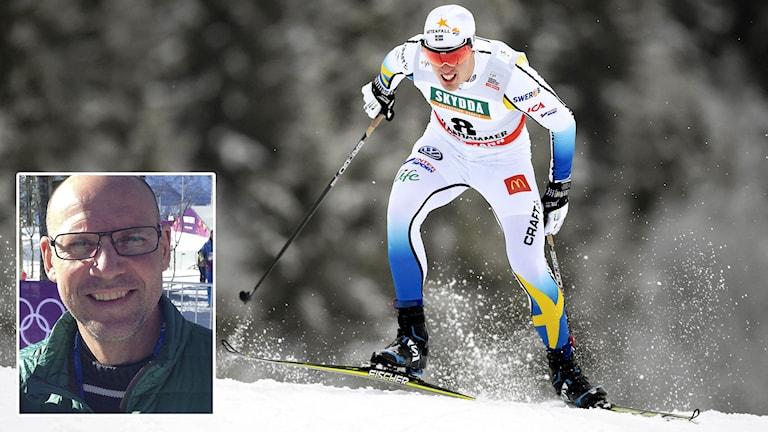 Calle Halfvarsson och Torgny Mogren