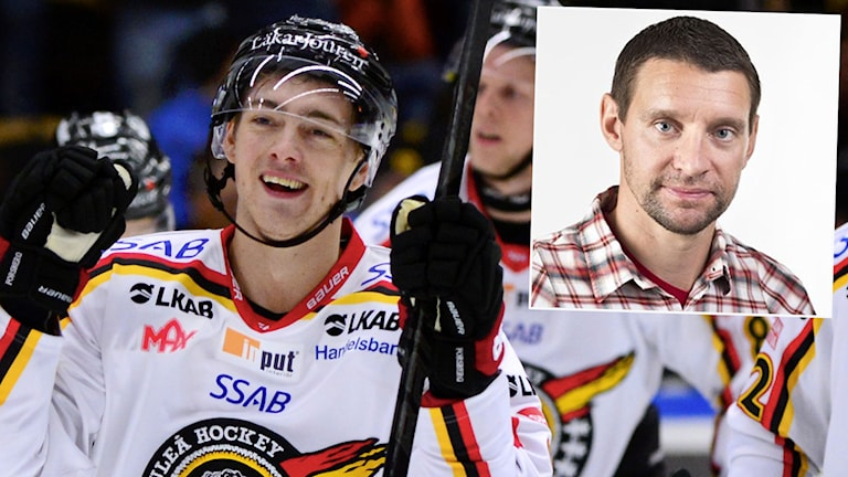 2014, Ottosson dömer ut Luleå. Foto: TT Nyhetsbyrån
