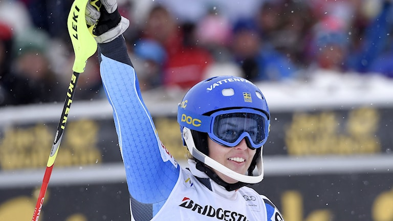 Maria Pietilä-Holmner. Foto: Pontus Lundahl / TT.