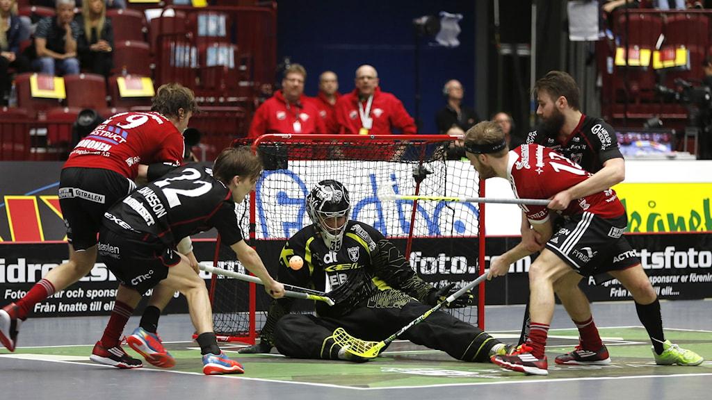 Storvreta mot Falun i en tidigare match