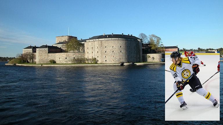 Brodecki och Vaxholm