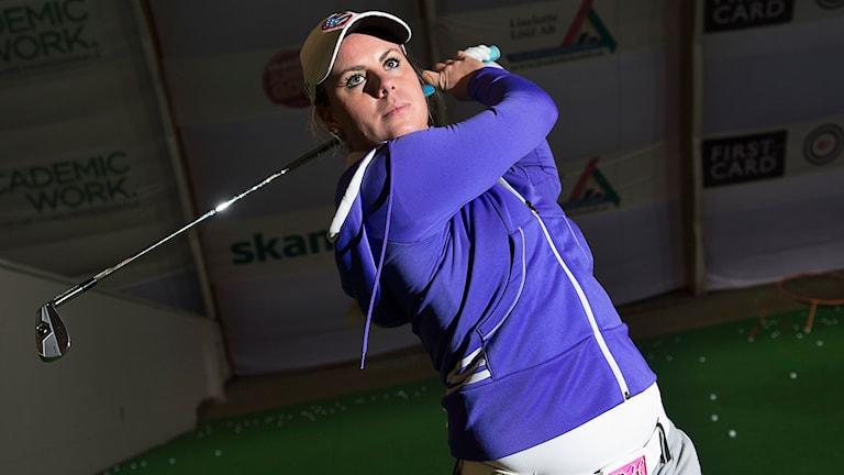 Daniela Holmqvist imponerar.