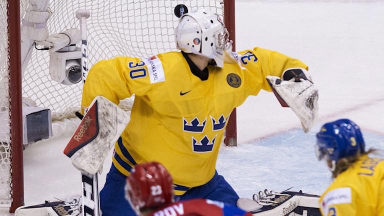 Alexander Sharov gör 1-0