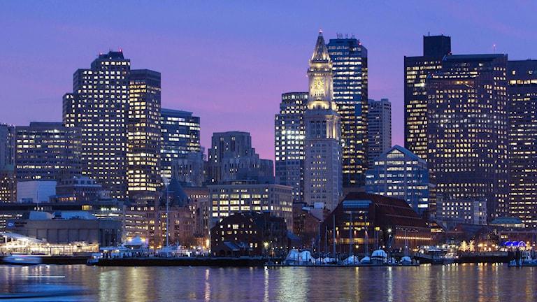 2015. Boston ansöker om OS 2024. Foto: TT Nyhetsbyrån