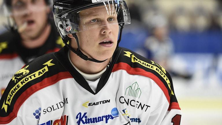 Daniel Viksten, Örebro Hockey. Foto: Mikael Fritzon/TT.