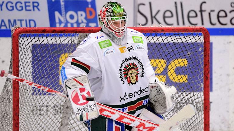 Frölundas Lars Johansson