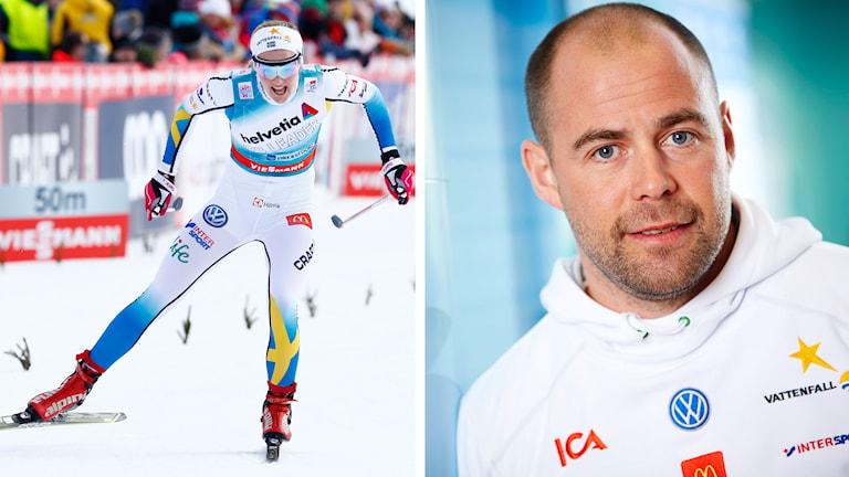 Stina Nilsson och Rikard Grip