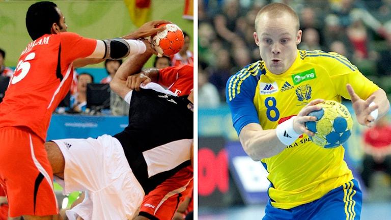 Egypten mot Sverige