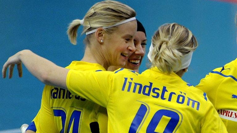 2013, Dahlerus och Lindström återförenades i Djurgården. Foto: TT Nyhetsbyrån
