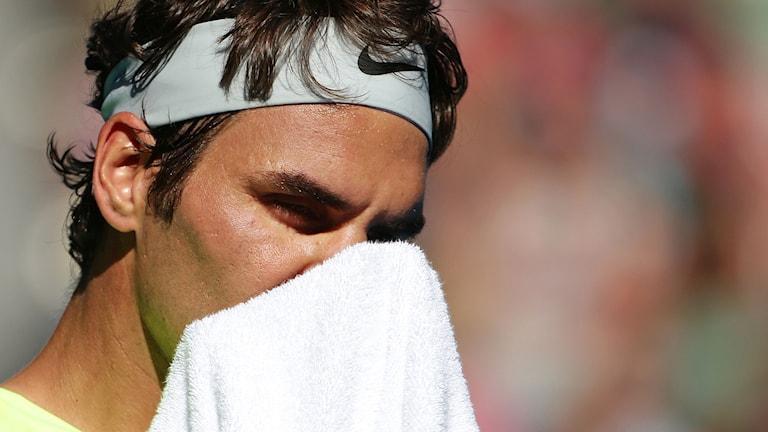 Roger Federer. Foto: Rob Griffith/TT.