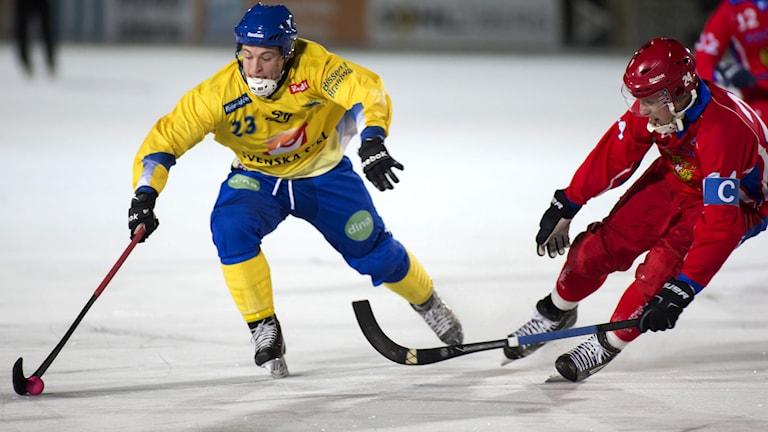 Christoffer Edlund, arkivbild från 2013. Foto: Thomas Johansson/TT