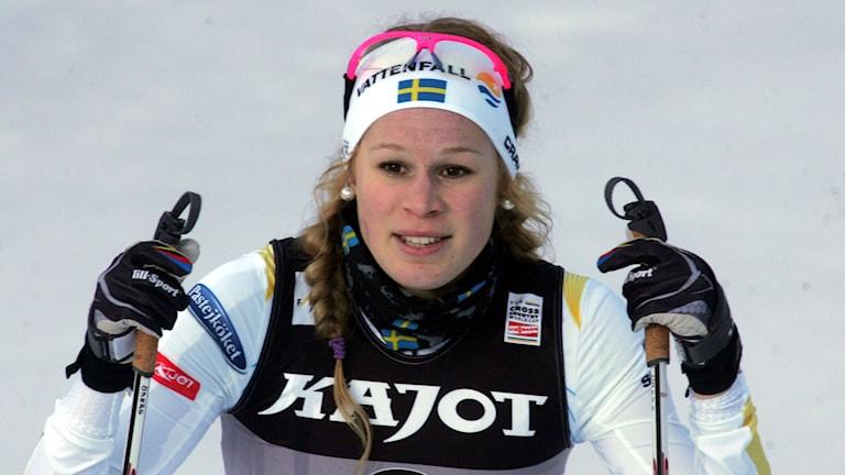 Jennie Öberg in 2011. Photo: Aleksandar Djorovic/Scanpix Norge/TT