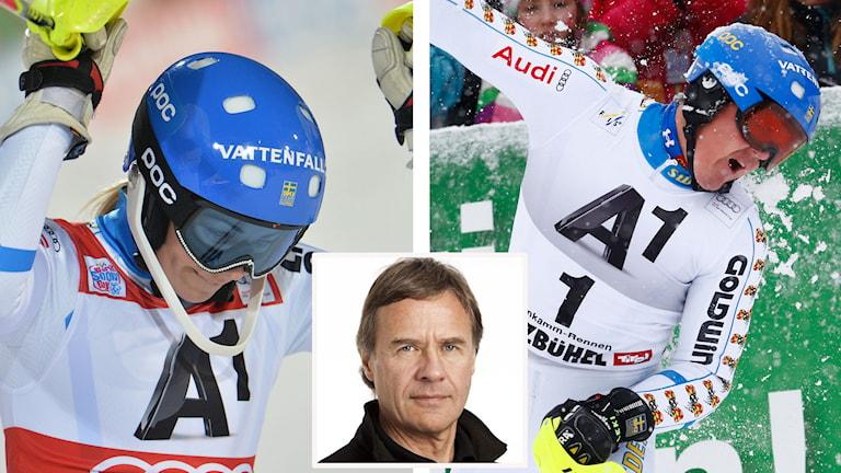 2014, Hargin och Hansdotter. Foto: TT Nyhetsbyrån