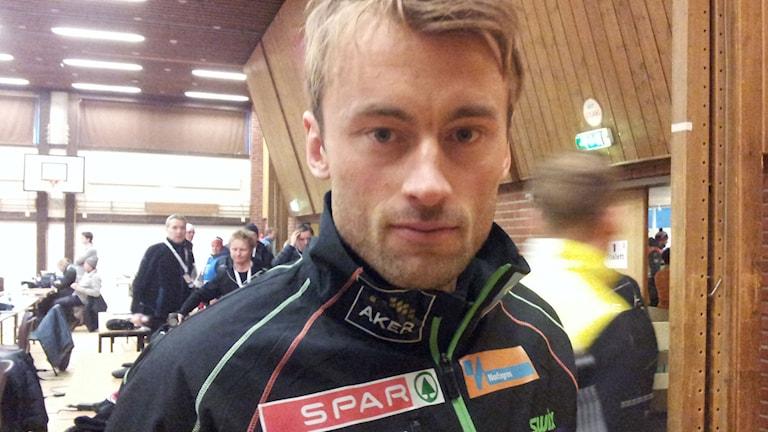 Petter Northug, VM-trupp tas ut i Norge, Bild: Lasse Persson/SR