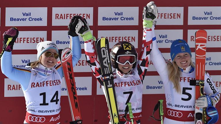 Jessica Lindell Vikarbyholte Bronze (Foto: Pontus Lundahl/TT)