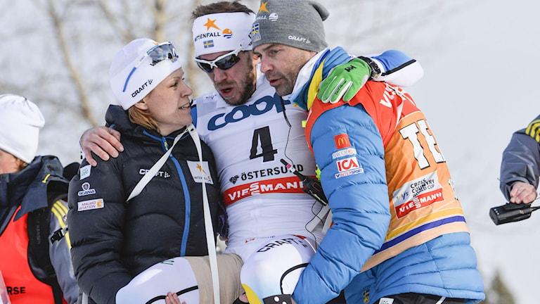 Emil Jönsson skadad
