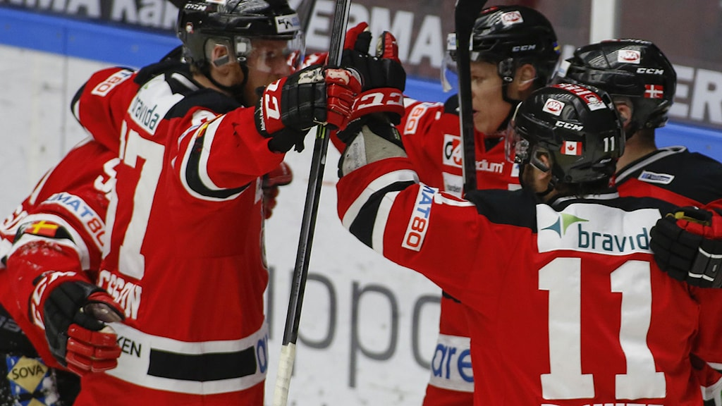 Arkivbild: Malmö Redhawks. Foto: Foto Stig-Åke Jönsson / TT.