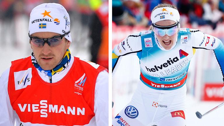 2014, Peterson och Nilsson. Foto: TT Nyhetsbyrån